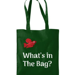 Westford Mill Promo Shoulder Tote Bag betta profile pic What's in The Bag?