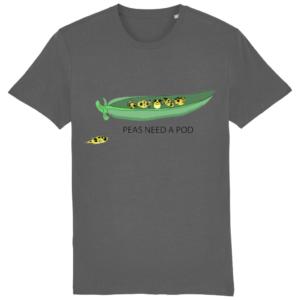 Peas need a pod Creator T-Shirt