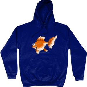 Cheeky Goldfish Hoodie